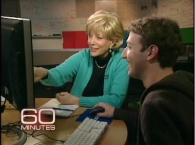 CBS Facebook Zuckerbergs 60 Minutes Interview: Poking Around the Real Facebook Issues