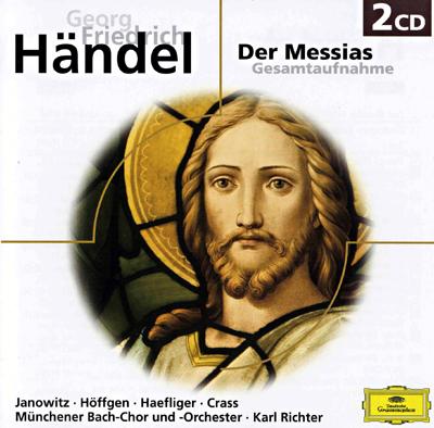 Karl Richter in München - Zeitzeugen: G. F. Händel, Der ...